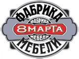 Логотип 8 марта, сеть салонов мебели