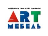 Логотип ARTмебель, сеть салонов мягкой мебели