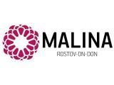 Логотип Студия рекламы MALINA