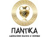 Логотип ООО Лаборатория красоты и здоровья «Пантика» - Натуральная косметика