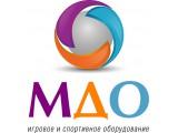 Логотип Мир Детского Оборудования- детские и спортивные площадки