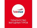 Логотип Санмар